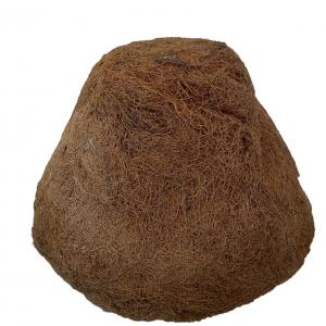 Ecológica Matera En Coco, Capachos En Fibra De Coco #5 Materas Plásticas y accesorios Vivir para sembrar