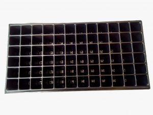 Bandeja De Germinacion De 50 Cavidades Bandejas para germinación Vivir para sembrar