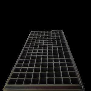 caja de 100 Bandejas de 200 cavidades para Germinación Bandejas para germinación Vivir para sembrar